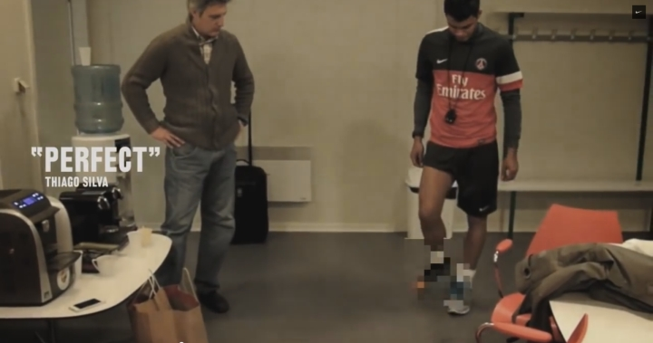 Thiago Silva - Perfect