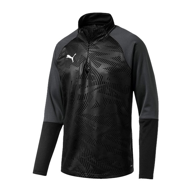 Mikina Puma cup training core 1/4 zip top f03